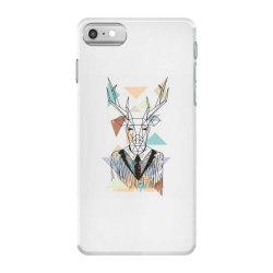 geometric deer iPhone 7 Case | Artistshot