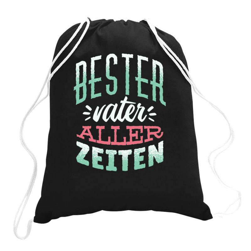 German Best Father Drawstring Bags | Artistshot