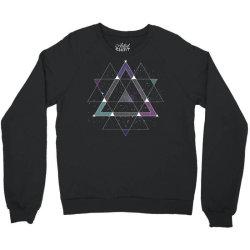 geometric space Crewneck Sweatshirt | Artistshot
