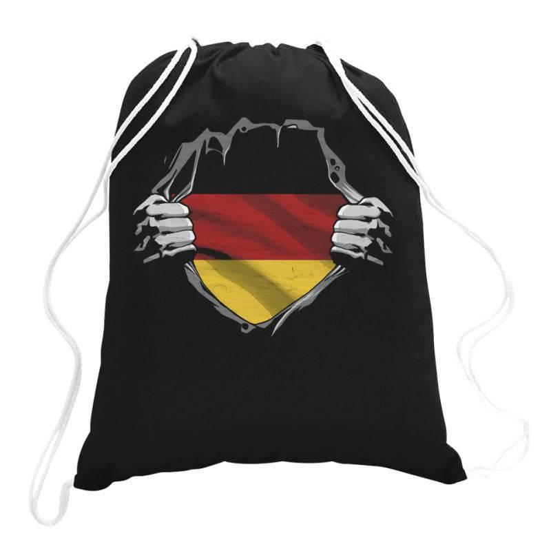 German Flag Drawstring Bags   Artistshot