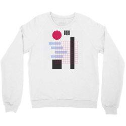 geometric mesh Crewneck Sweatshirt | Artistshot