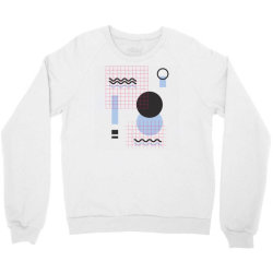 geometric shapes Crewneck Sweatshirt | Artistshot