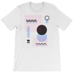 geometric shapes T-Shirt | Artistshot