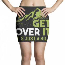 get over it Mini Skirts | Artistshot