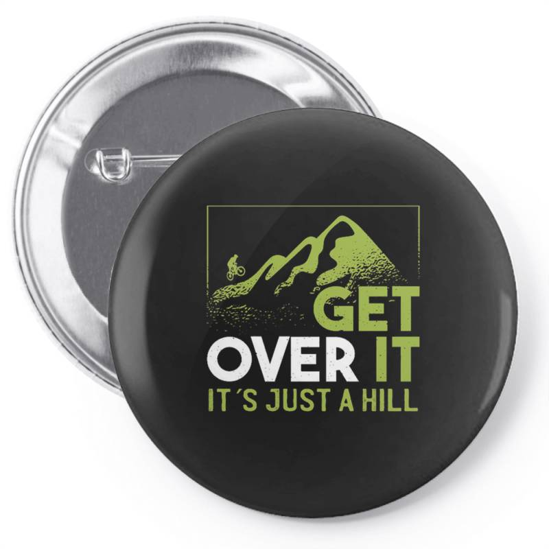 Get Over It Pin-back Button | Artistshot