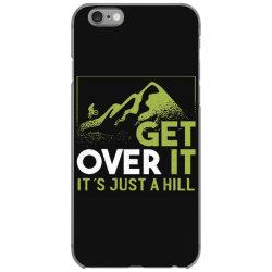 get over it iPhone 6/6s Case   Artistshot