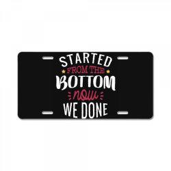 get it done License Plate | Artistshot