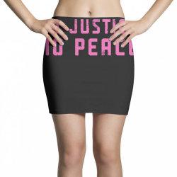 no justice, no peace Mini Skirts | Artistshot