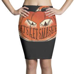 get smashed Pencil Skirts | Artistshot