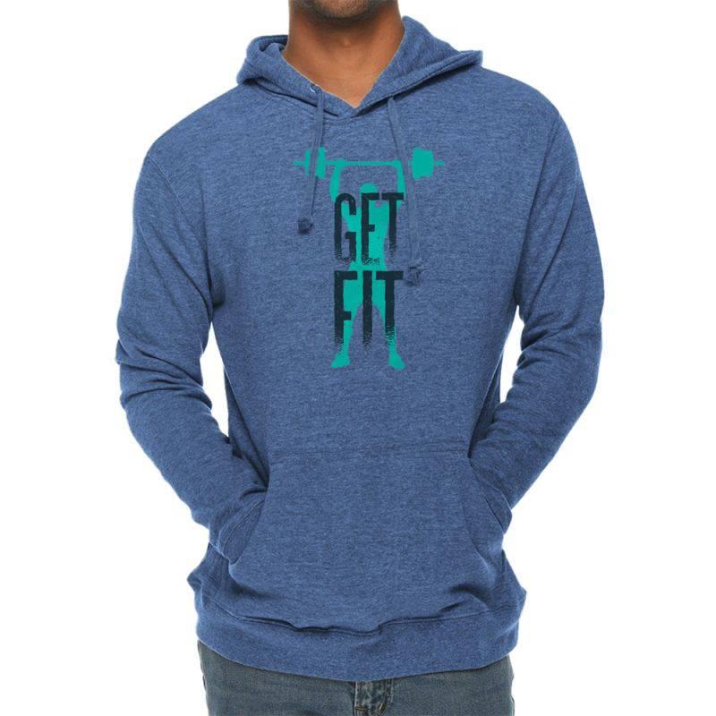 Get Fit Lightweight Hoodie | Artistshot