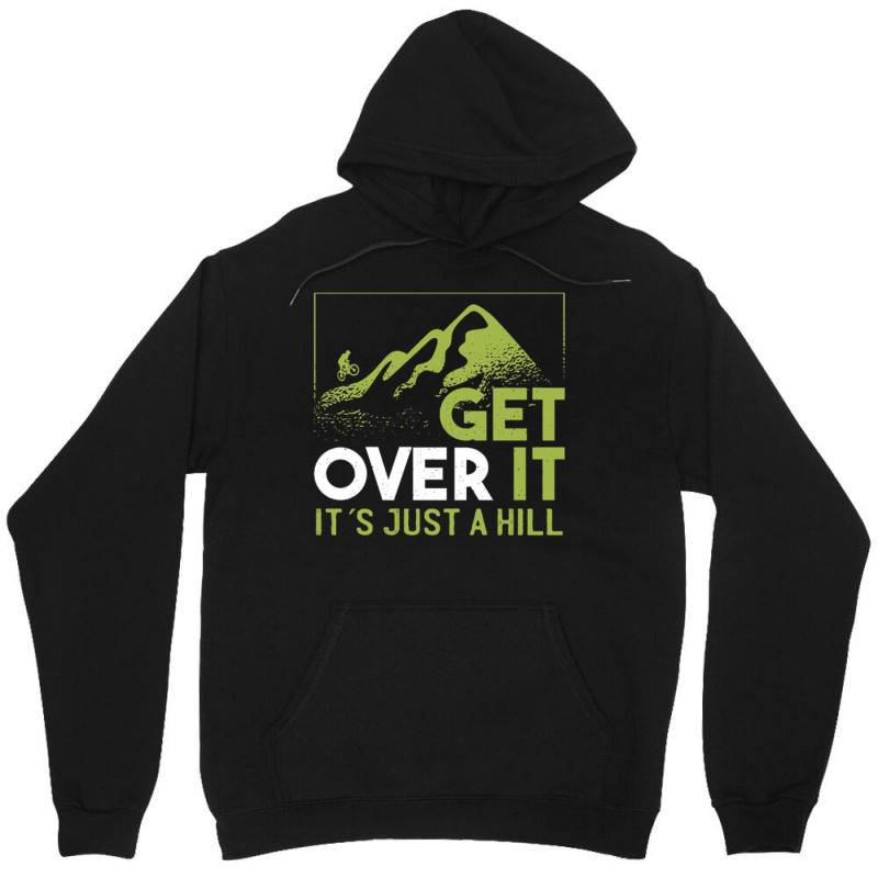 Get Over It Unisex Hoodie | Artistshot