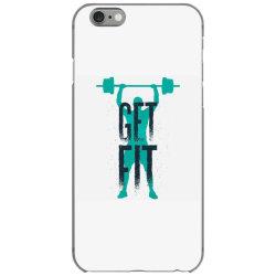 get fit iPhone 6/6s Case | Artistshot
