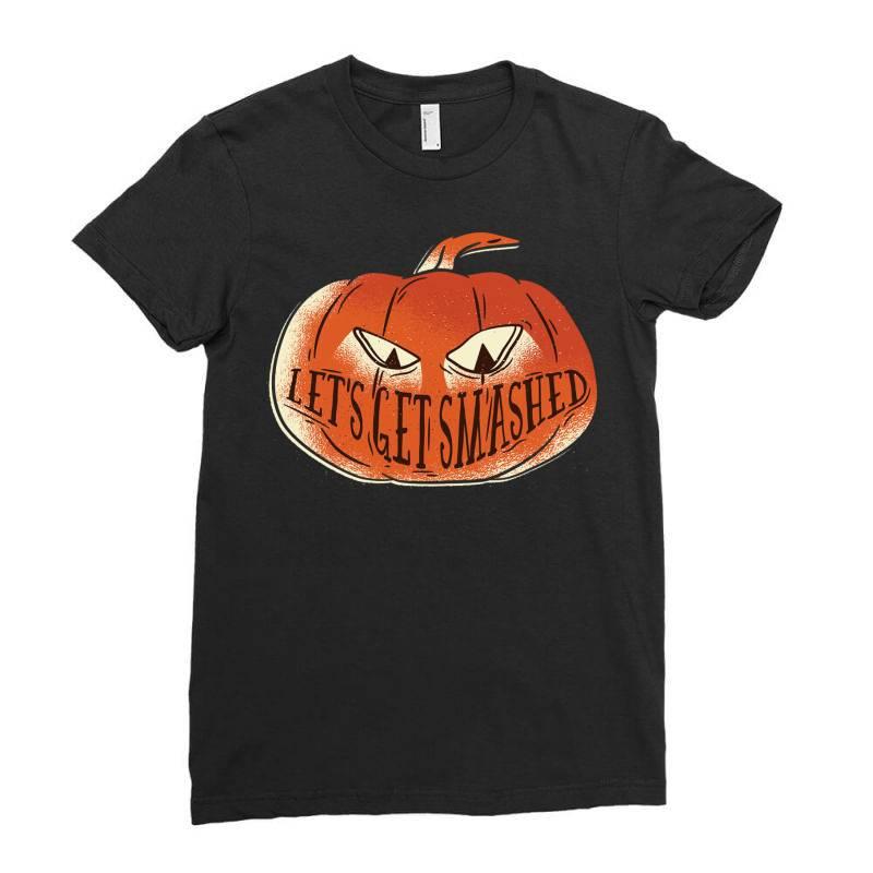 Get Smashed Ladies Fitted T-shirt | Artistshot