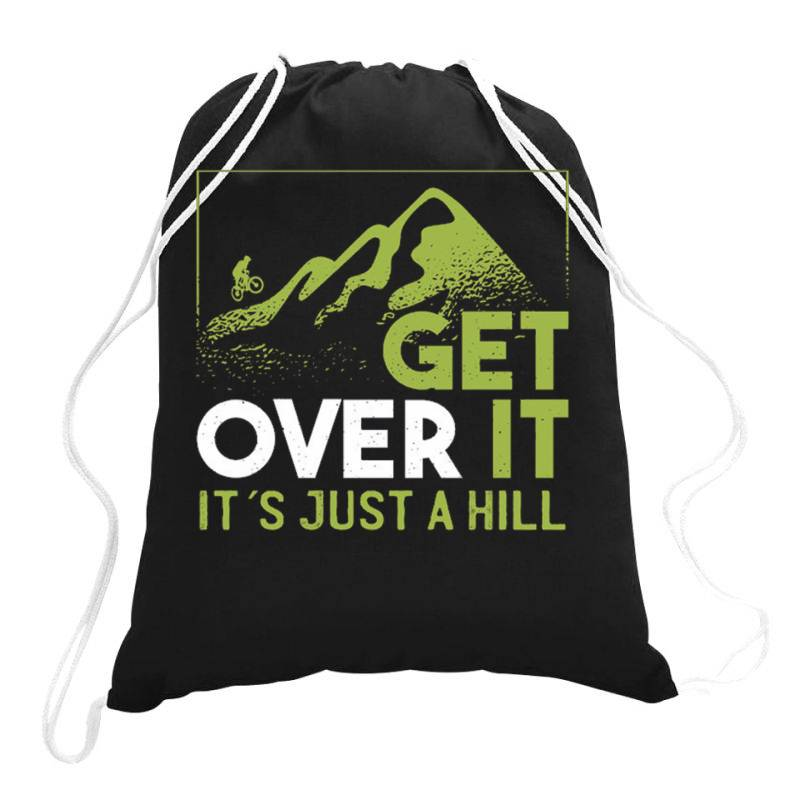 Get Over It Drawstring Bags   Artistshot