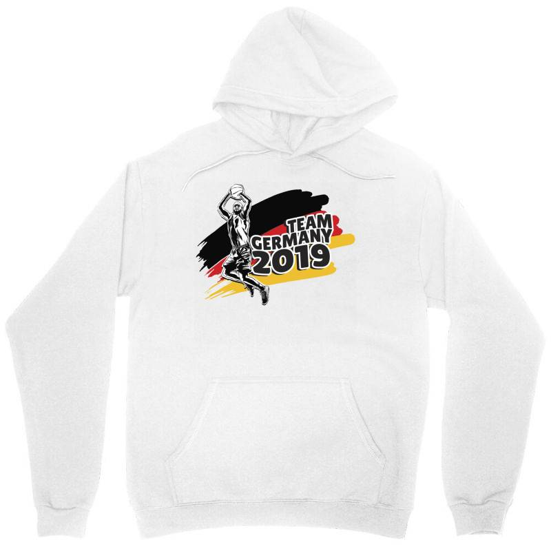 Germany Basketball Team Unisex Hoodie | Artistshot