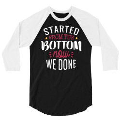 get it done 3/4 Sleeve Shirt | Artistshot