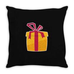 gift pregnancy Throw Pillow | Artistshot