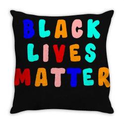 blm Throw Pillow | Artistshot