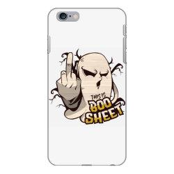 ghost flipping off iPhone 6 Plus/6s Plus Case | Artistshot
