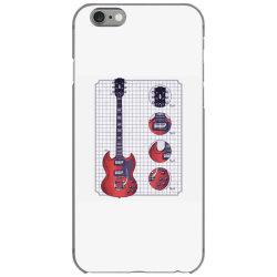 gibson guitar iPhone 6/6s Case   Artistshot