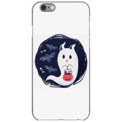 ghost cat iPhone 6/6s Case | Artistshot