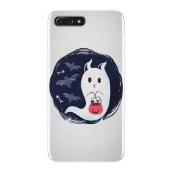 ghost cat iPhone 7 Plus Case | Artistshot