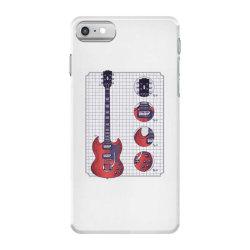 gibson guitar iPhone 7 Case   Artistshot
