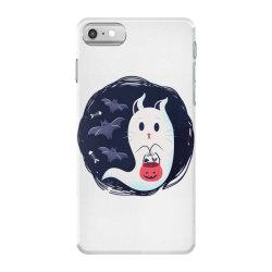 ghost cat iPhone 7 Case | Artistshot