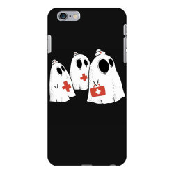ghost nurse iPhone 6 Plus/6s Plus Case | Artistshot