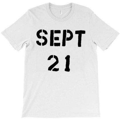 Sept 21 T-shirt Designed By Kathrin Sutter