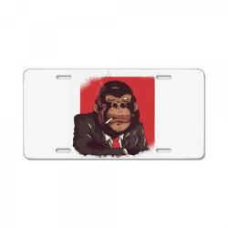 gorilla boss License Plate | Artistshot