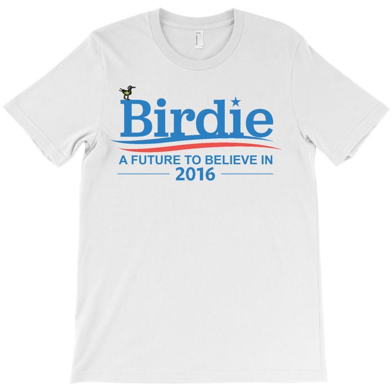 Birdie Sanders T-shirt | Artistshot