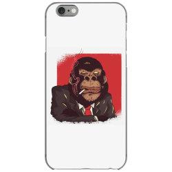 gorilla boss iPhone 6/6s Case | Artistshot