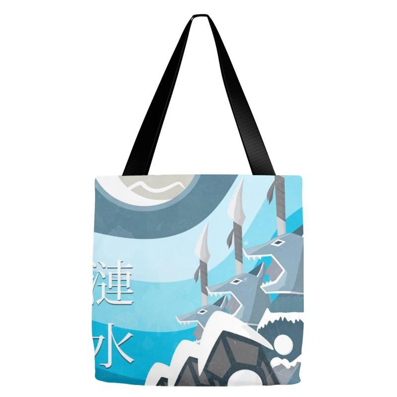Southern Water Logo Tote Bags | Artistshot