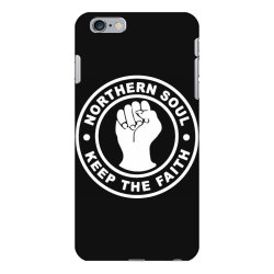 northern soul keep the faith iPhone 6 Plus/6s Plus Case | Artistshot