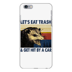 let's eat trash iPhone 6 Plus/6s Plus Case | Artistshot