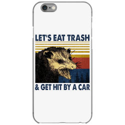 let's eat trash iPhone 6/6s Case | Artistshot