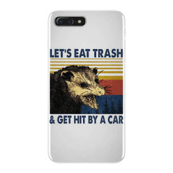 let's eat trash iPhone 7 Plus Case | Artistshot