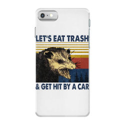 let's eat trash iPhone 7 Case | Artistshot