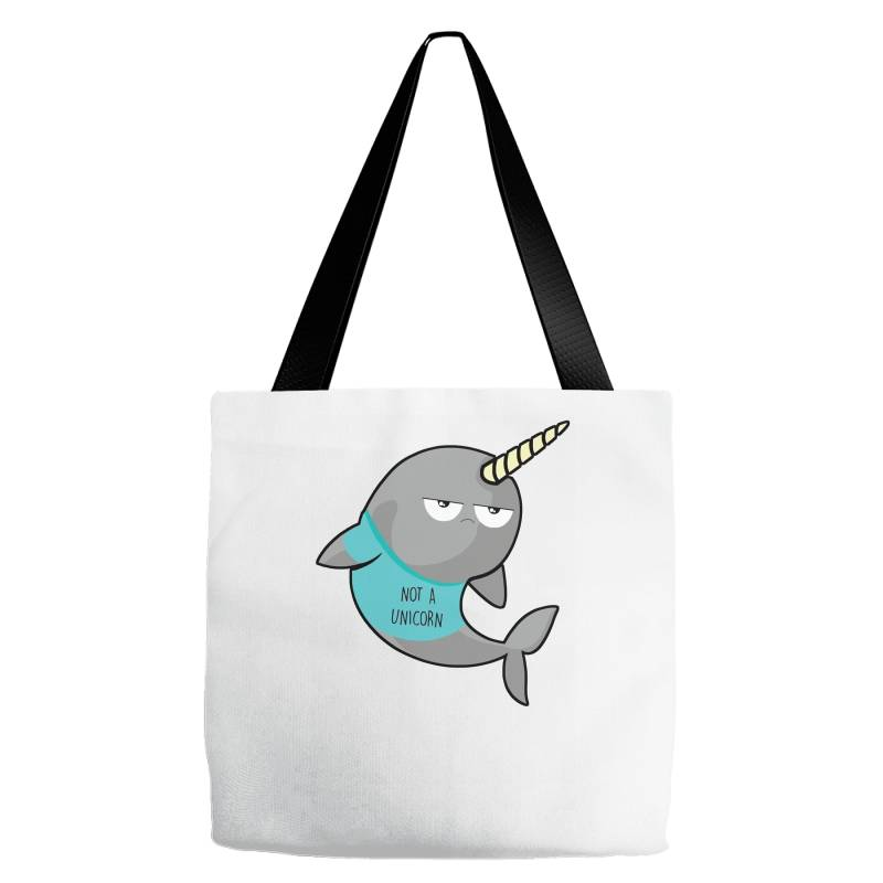 Not A Unicorn Tote Bags | Artistshot