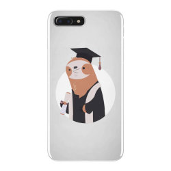 graduate sloth iPhone 7 Plus Case | Artistshot