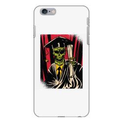 graduate skull iPhone 6 Plus/6s Plus Case   Artistshot