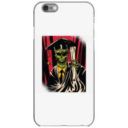 graduate skull iPhone 6/6s Case   Artistshot