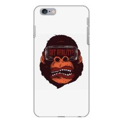 gorilla reality iPhone 6 Plus/6s Plus Case | Artistshot