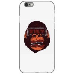 gorilla reality iPhone 6/6s Case | Artistshot