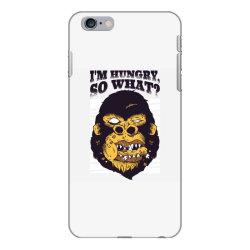 gorilla hungry iPhone 6 Plus/6s Plus Case | Artistshot