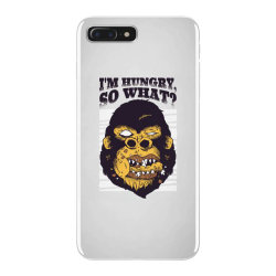 gorilla hungry iPhone 7 Plus Case | Artistshot