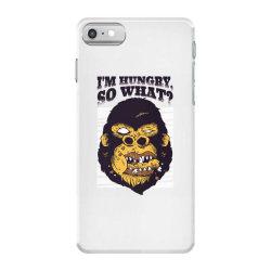 gorilla hungry iPhone 7 Case | Artistshot