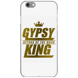 the gypsy king boxer iPhone 6/6s Case   Artistshot