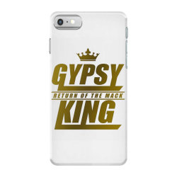 the gypsy king boxer iPhone 7 Case   Artistshot